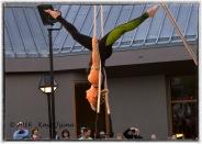 Curtain Climbers Aerial Dance Company