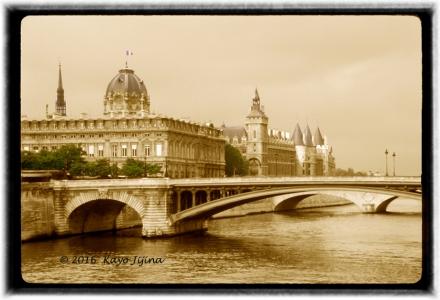 Paris in Pastels